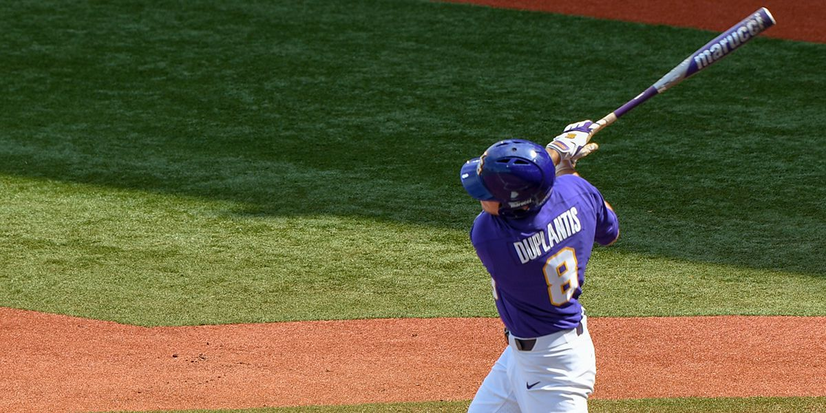 No. 17 LSU baseball beats No. 2 Mississippi State in Game 2