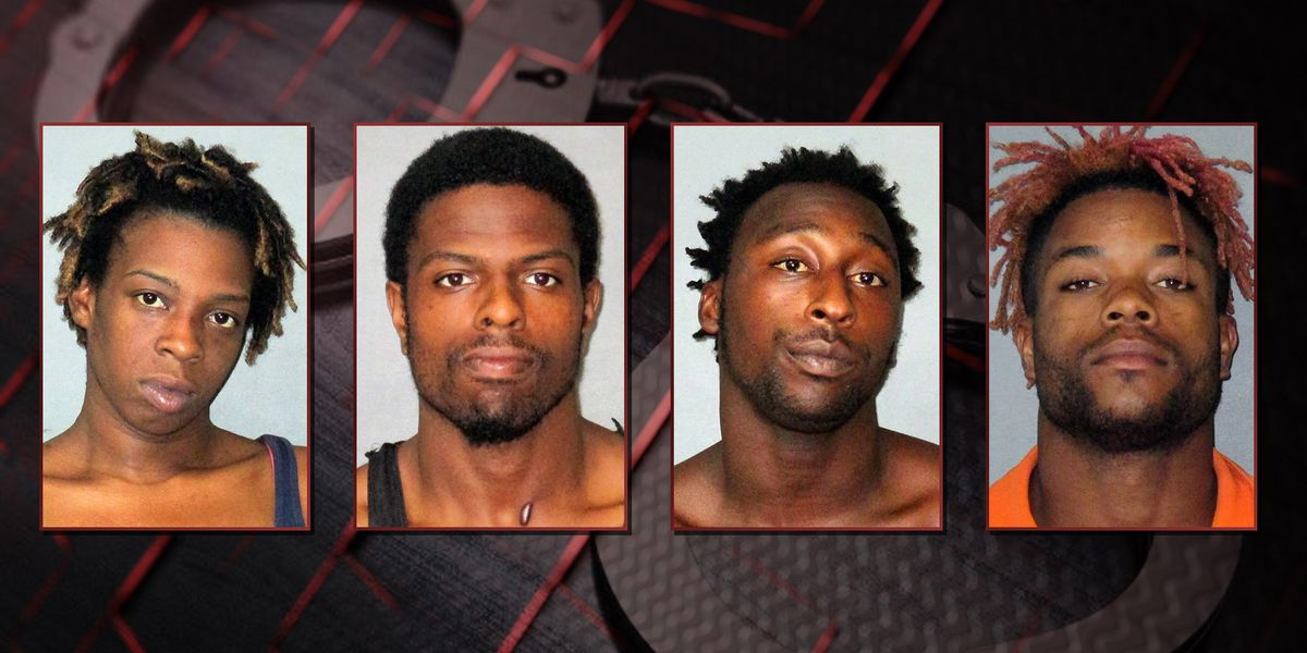 4 arrested in shooting death at Sherwood Meadow Apartments