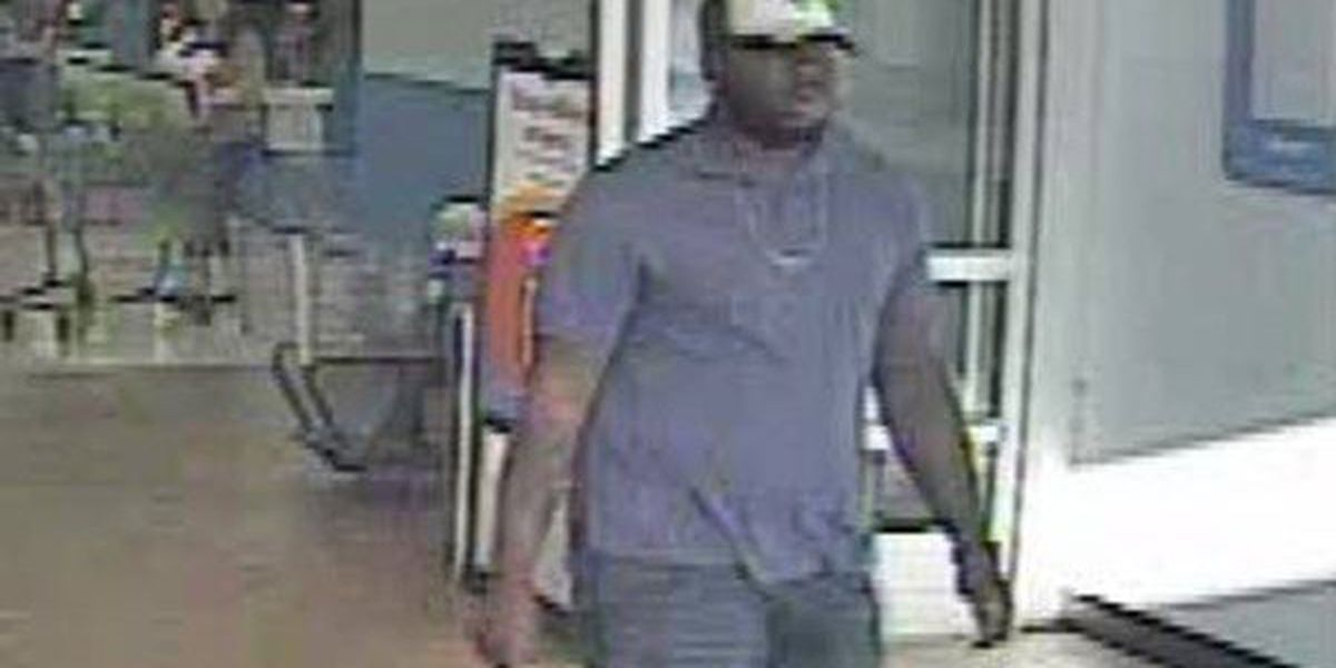 Deputies work to identify pair accused of using stolen credit card