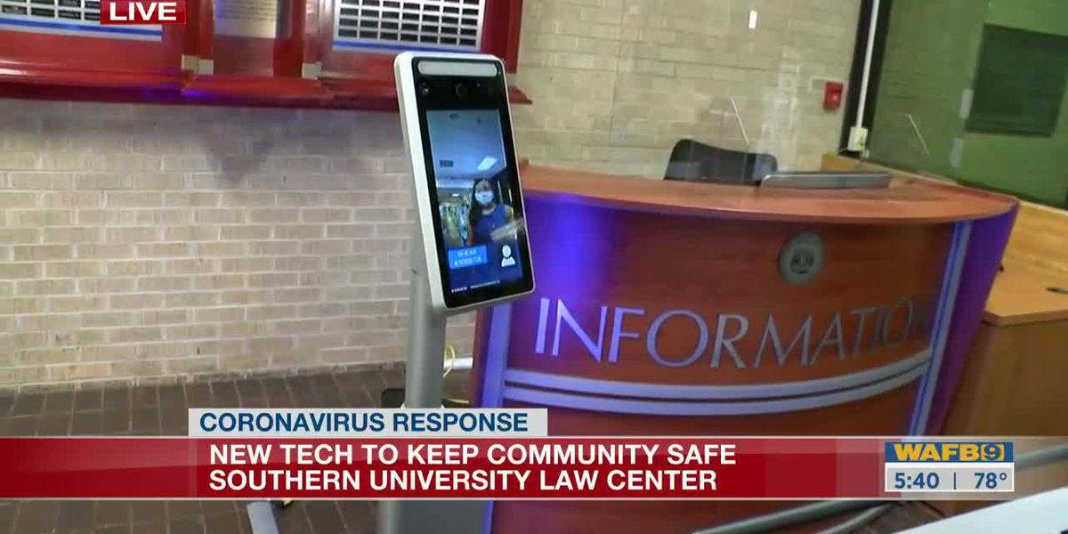 Southern University Law Center reopens-5:30am