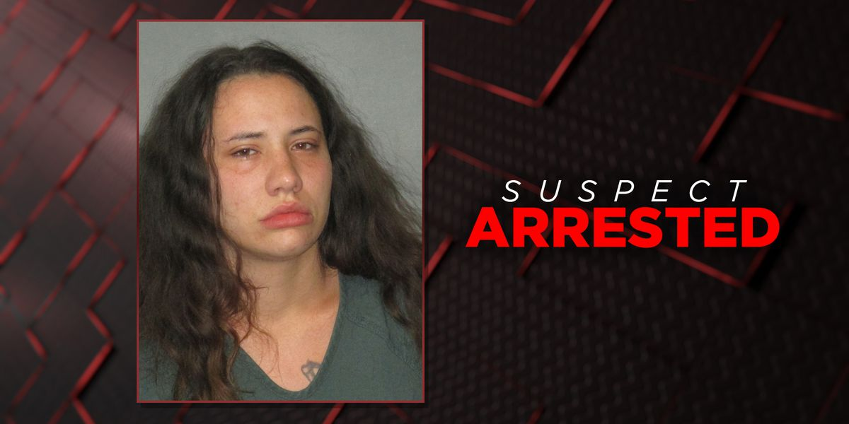 21-year-old Georgia woman accused of trafficking underage female across Louisiana