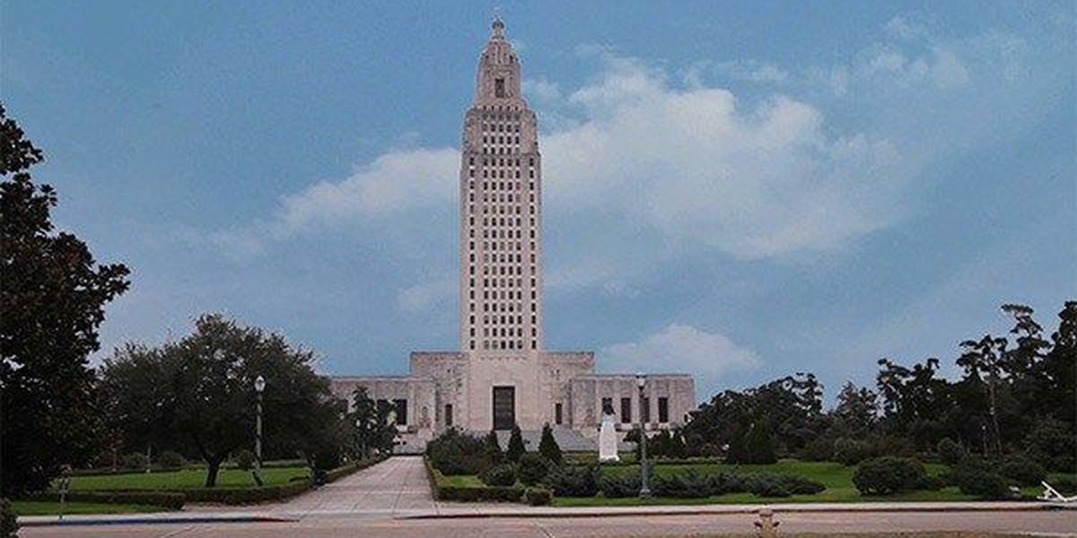 Louisiana State Capitol security upgrades in final phase