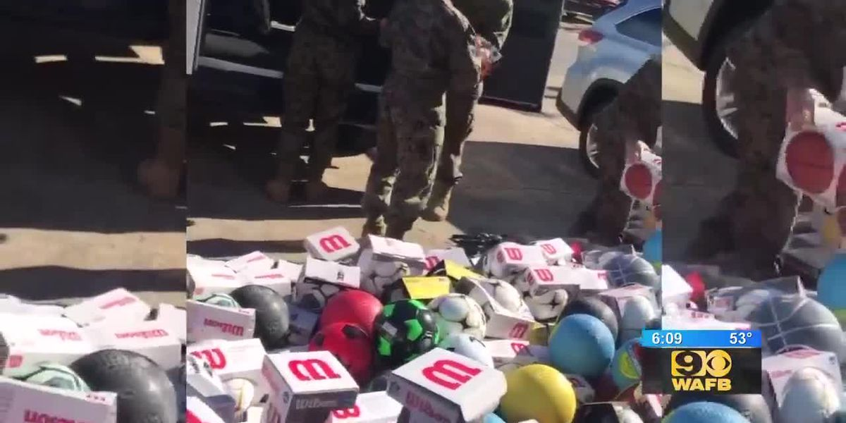 Donations made to Toys for Tots to honor late Baton Rouge cancer victim