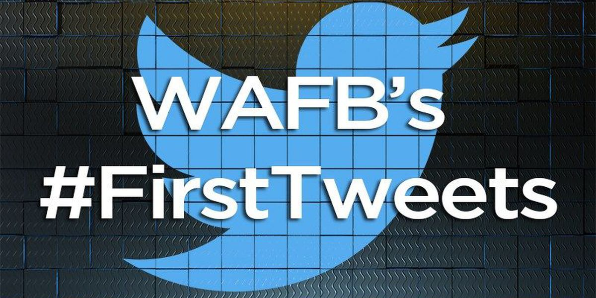 WAFB visits its first tweets on Twitter's 10th Birthday