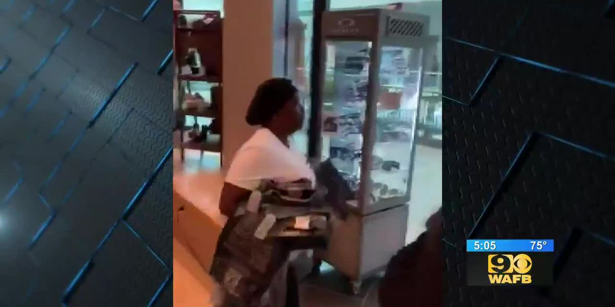 Store owners comment on shoplifting at the Mall of Louisiana