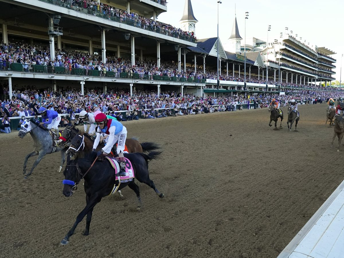 Kentucky Derby winner could be disqualified; track bans Baffert
