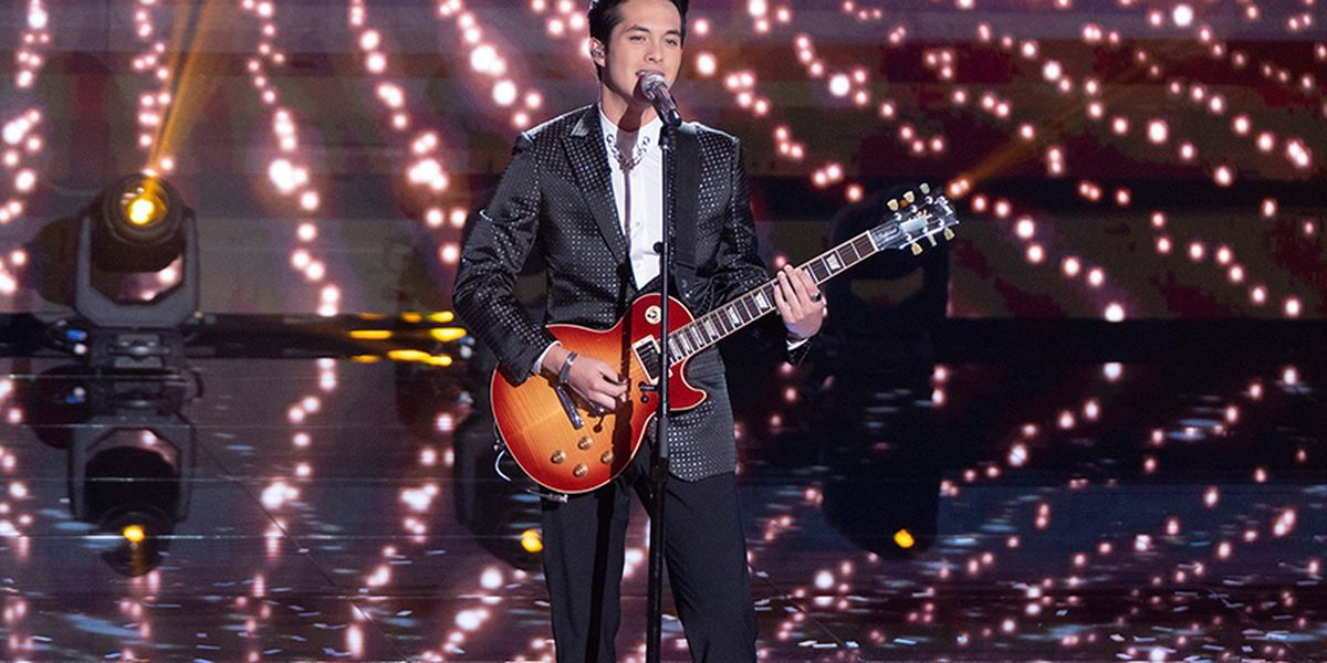 Laine Hardy to perform national anthem at Saints-Vikings playoff game