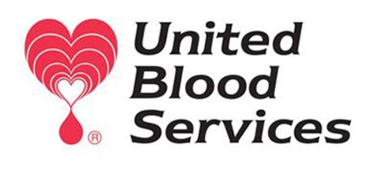 United Blood Services provides blood and blood products for area hospitals