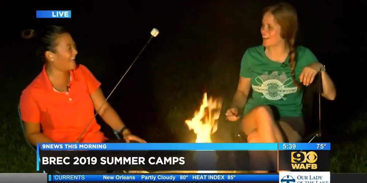 Registration open for BREC 2019 Summer Camps - 5:30 a.m.