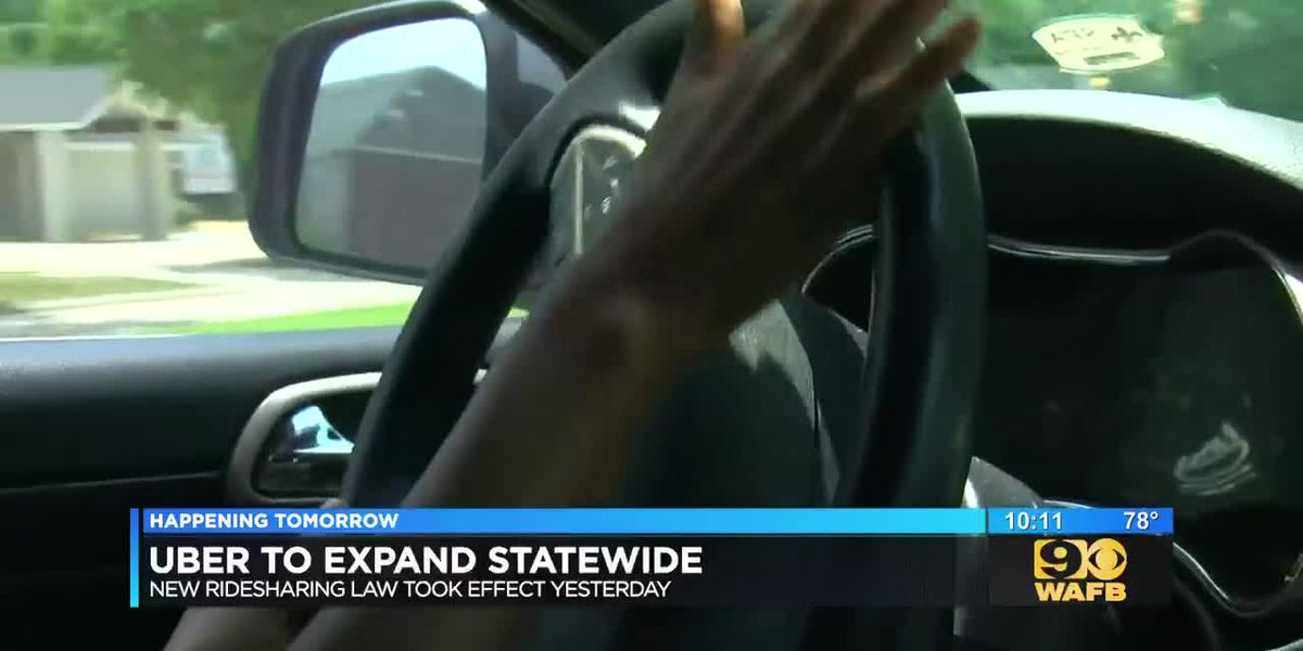 Uber to expand to every parish in La. July 3