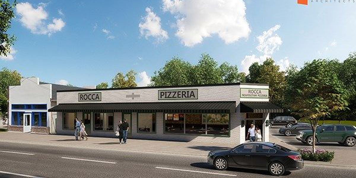Rocca Pizzeria coming to Mid-City this summer