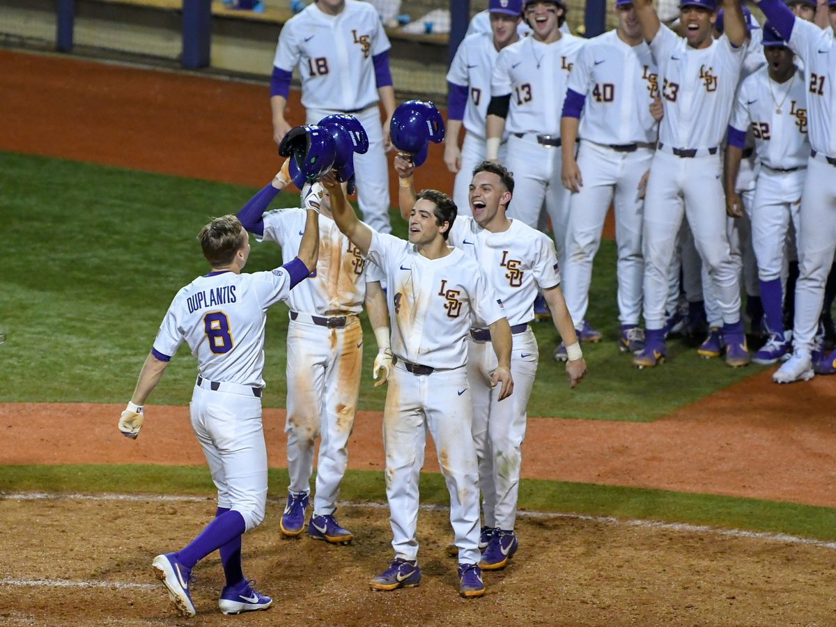 Duplantis, Cabrera blast No. 1 LSU to 12-7 win over ULM