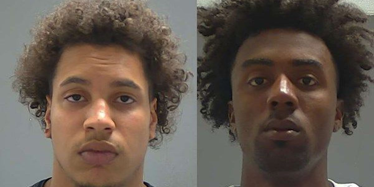 Two suspects arrested in Hammond Walmart shooting