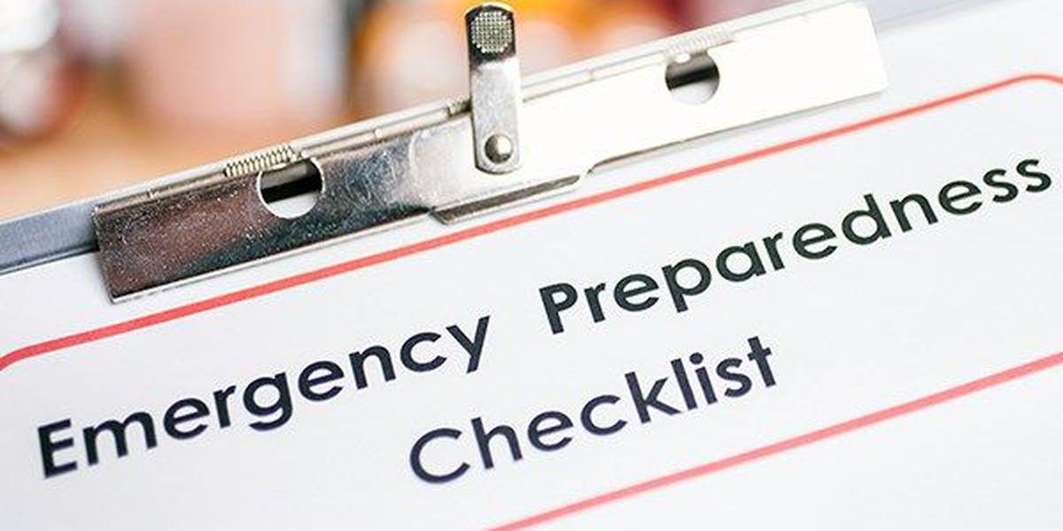 How to make a medical hurricane preparedness plan