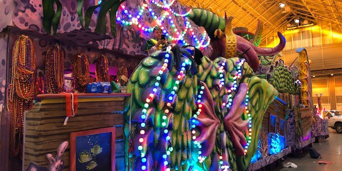 Krewes spending thousands to break up tandem floats after two deaths