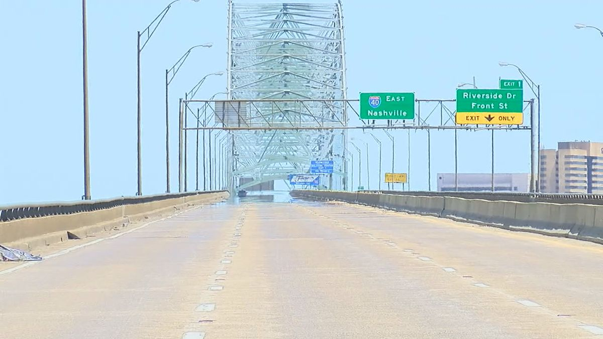 Engineering expert explains I-40 bridge crack