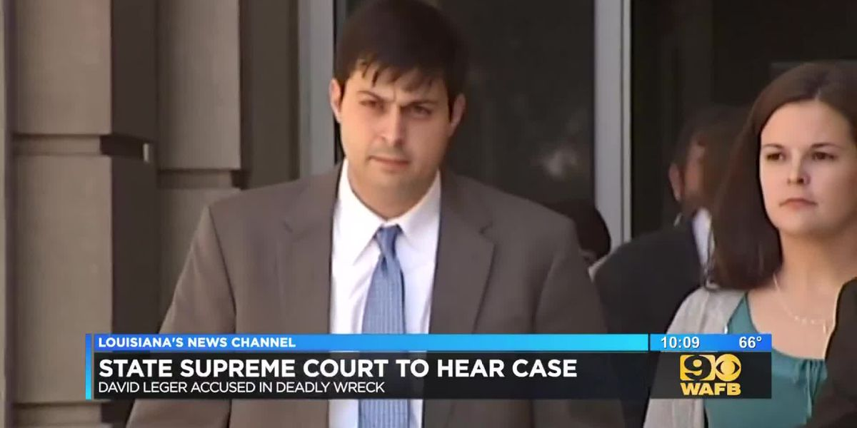La. Supreme Court to hear case of man accused of killing 5 people in road rage wreck