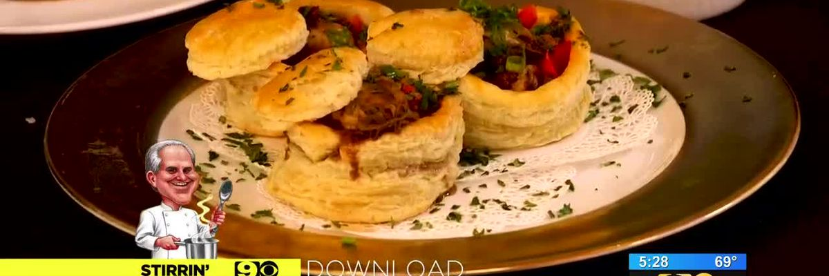 Stirrin' It Up: Brown Oyster Stew in Pastry Shells (Nov. 29, 2018)