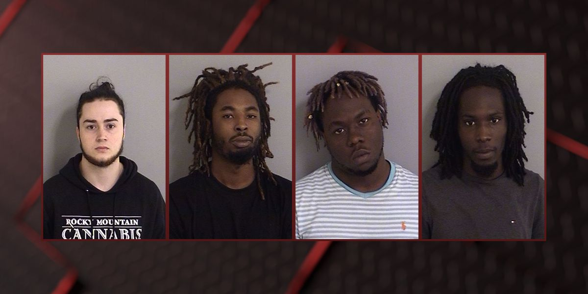 13-year-old shot during alleged armed robbery; 4 arrested