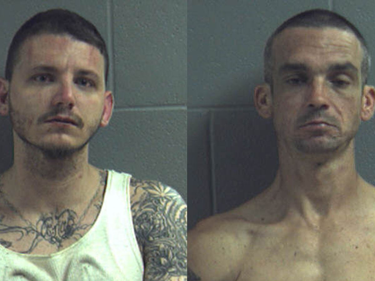 Grand jury indicts 2 of 8 people arrested after dismembered body found in rural area