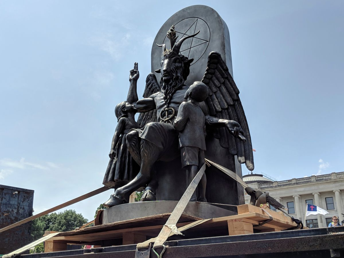 Satanic Temple: IRS has designated it a tax-exempt church