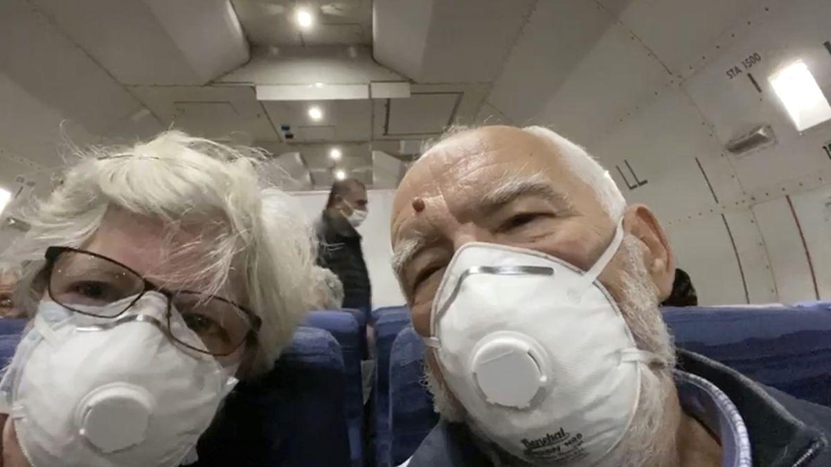 American cruise passengers quarantined at US military bases