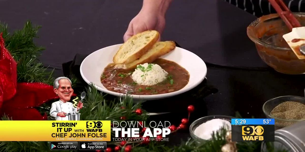 Stirrin' It Up: Red Beans, Rice and Sausage Gumbo (Dec. 4, 2018)