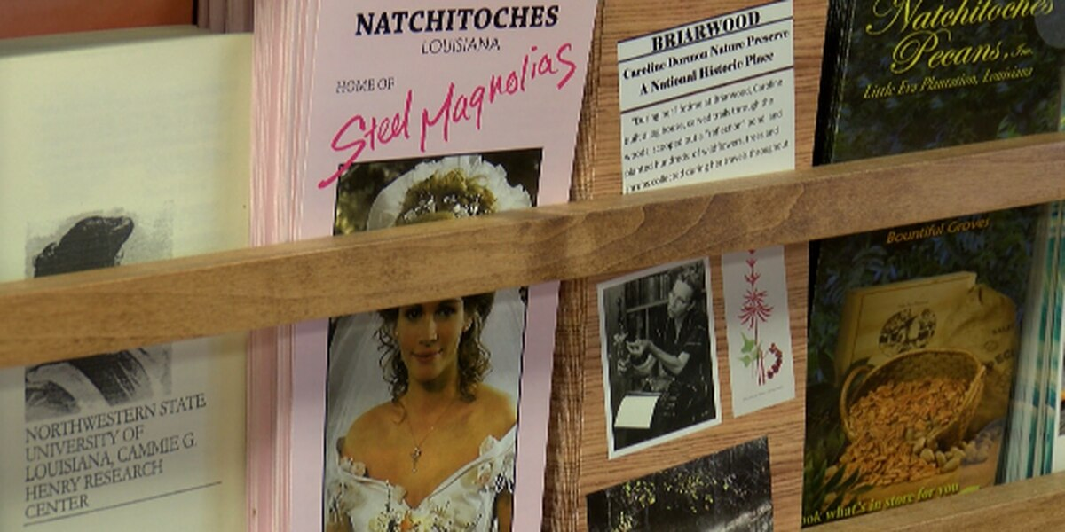 """30 years later, """"Steel Magnolias"""" still drawing fans to Natchitoches"""