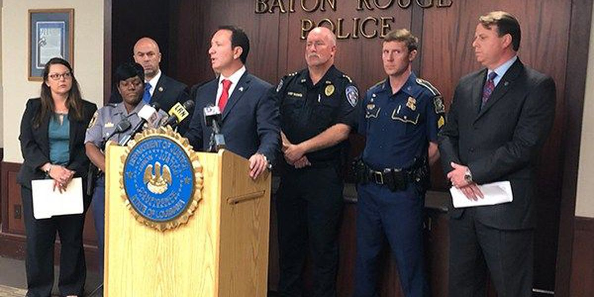 AG's office announces new tool for BRPD to fight opioid epidemic