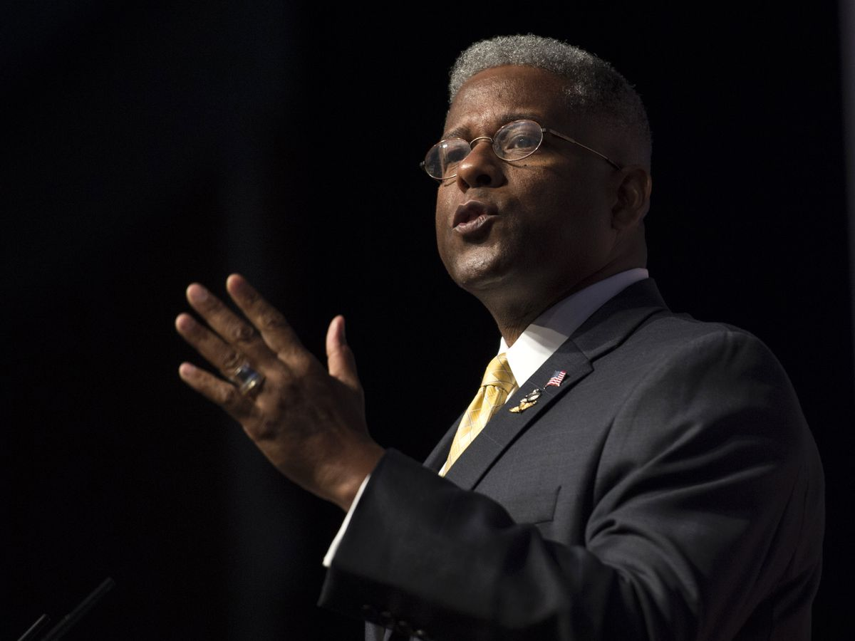 Former US Rep. Allen West recovering after Texas crash