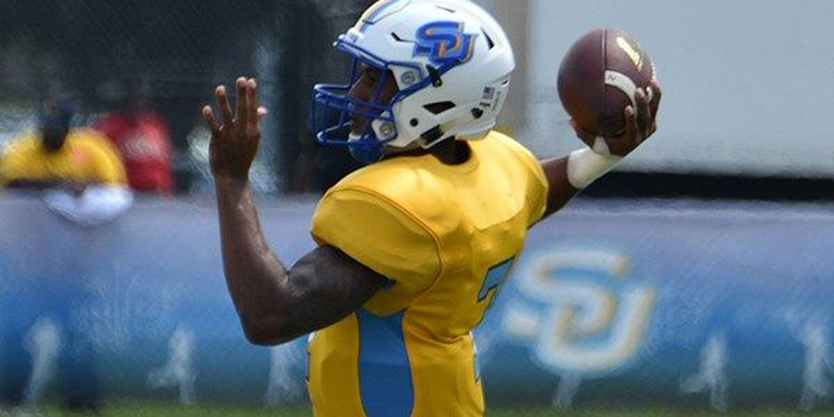 Southern's Howard earns SWAC honors for the second week in a row
