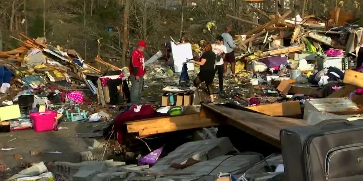 List of charities accepting donations to help Tennessee tornado victims