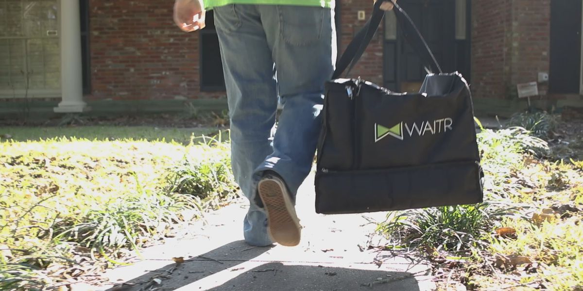 Waitr to layoff 2,300 statewide in an effort to move delivery drivers to contract-based workers