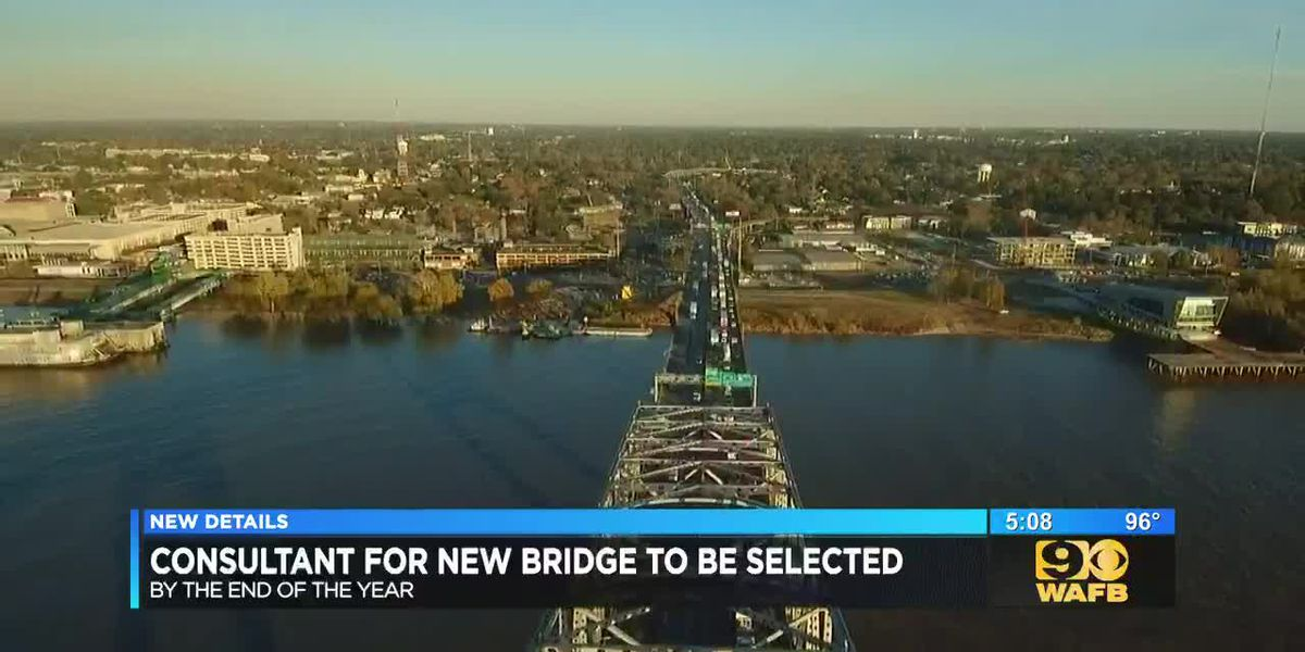 Consultant for new MS River Bridge to be selected before the end of 2019