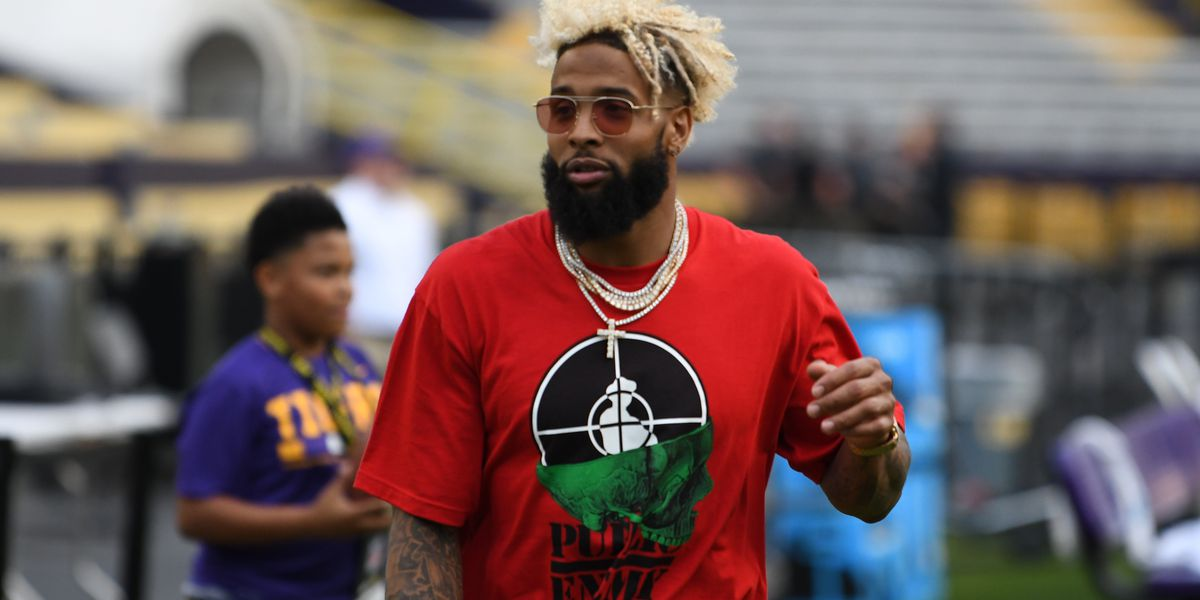 WR Odell Beckham Jr. reportedly traded from Giants to Browns