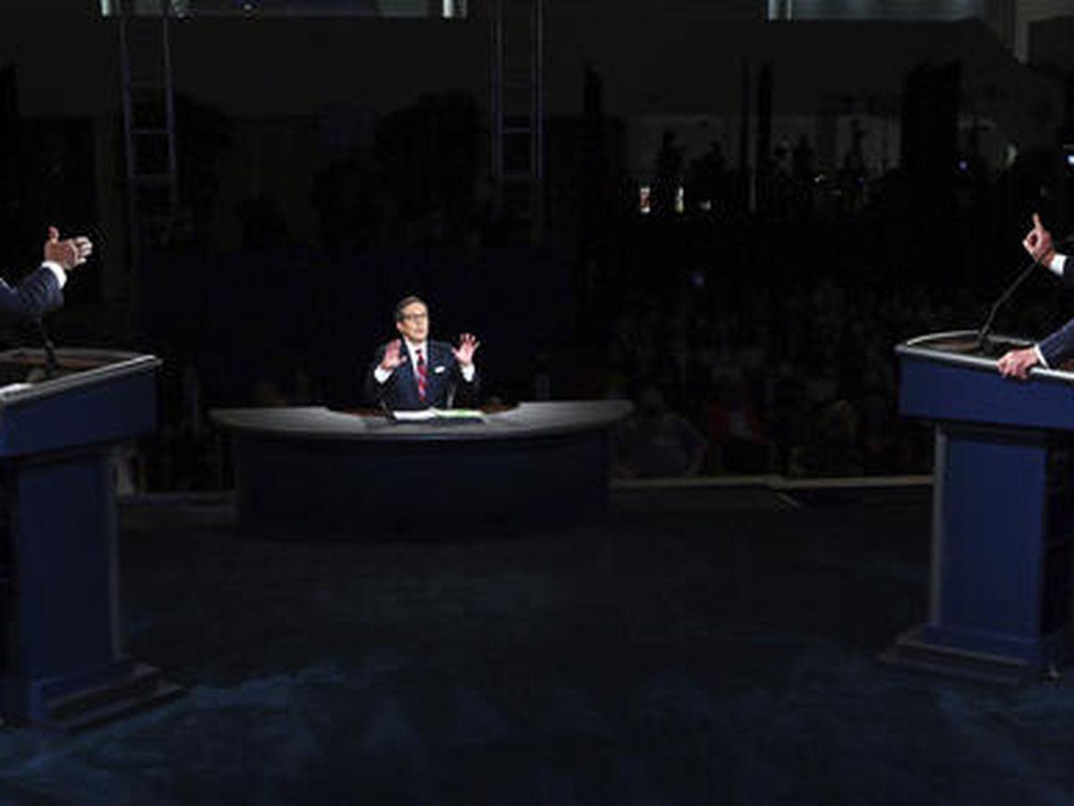 President Trump and Joe Biden to meet in final presidential debate