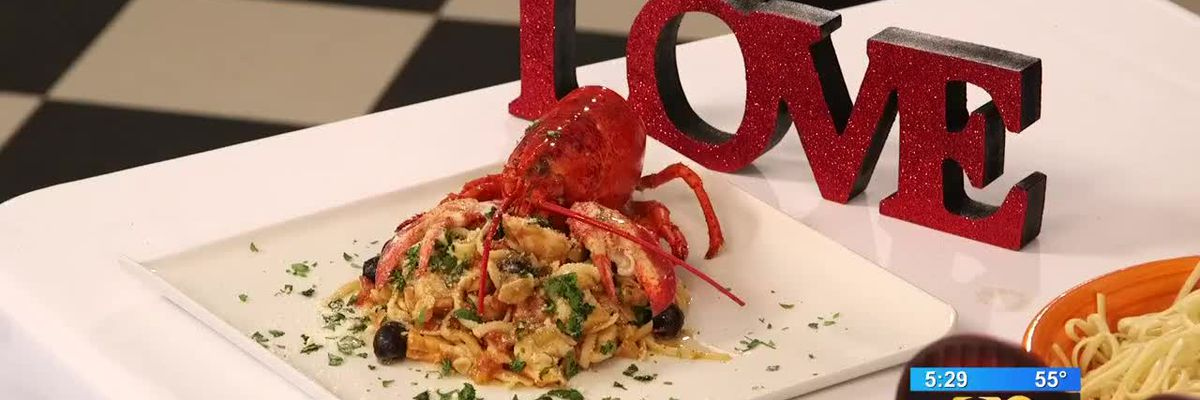 Stirrin' It Up: Spicy Tomato and Lobster Linguine (Feb. 12, 2019)