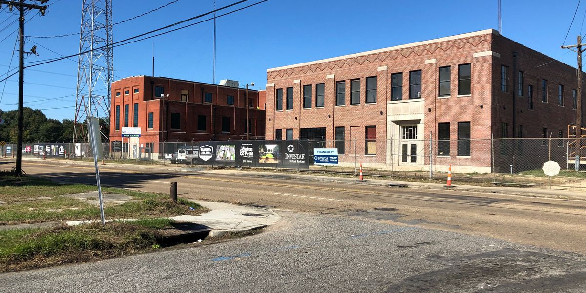 $6M entertainment district 'Electric Depot' under construction in Mid City