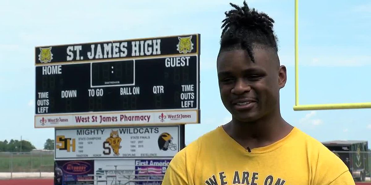 New LSU commit Saivion Jones breaks down why he chose the Tigers