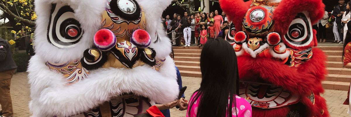 SHOWCASING LOUISIANA: Southern Lotus Lion Dance Association