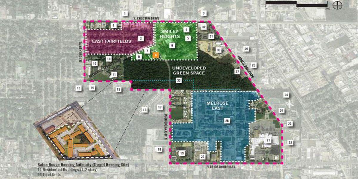 Baton Rouge named finalist in $30M HUD neighborhood grant