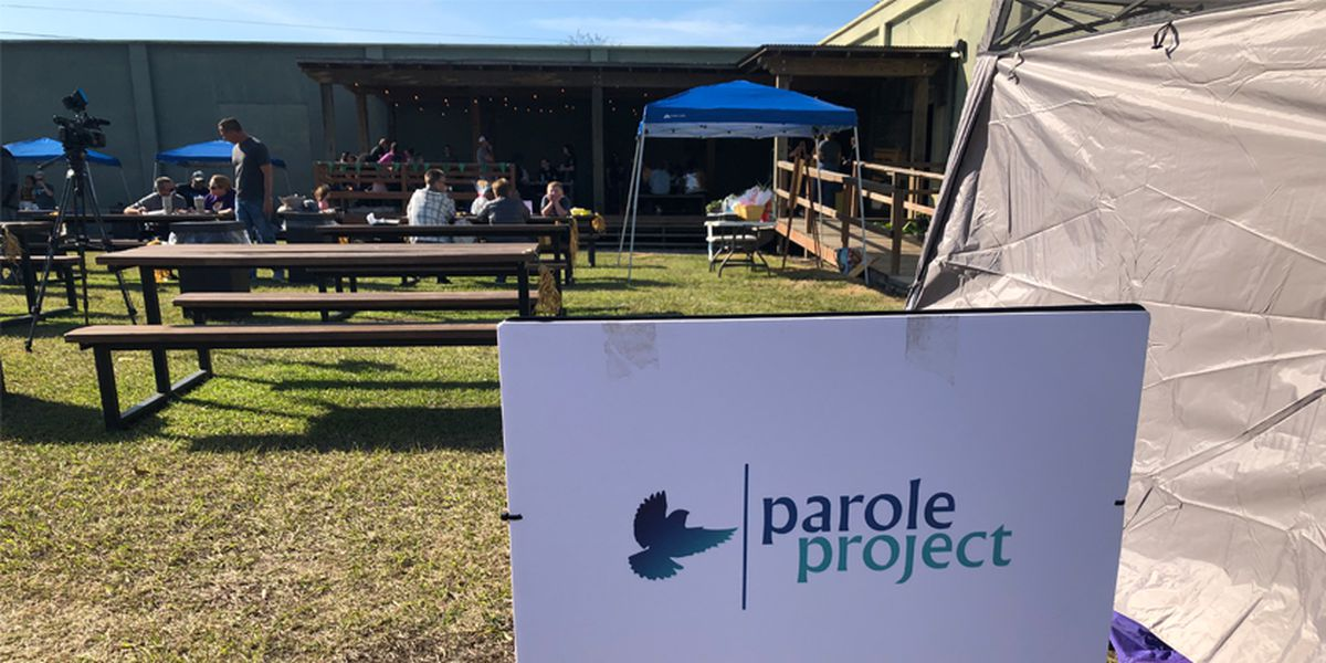 Louisiana Parole Project hosts 'Saints and Second Chances Tailgate Party'