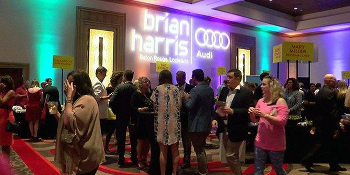 Mary Bird Perkins Cancer Center holds annual fundraiser at L'Auberge Casino