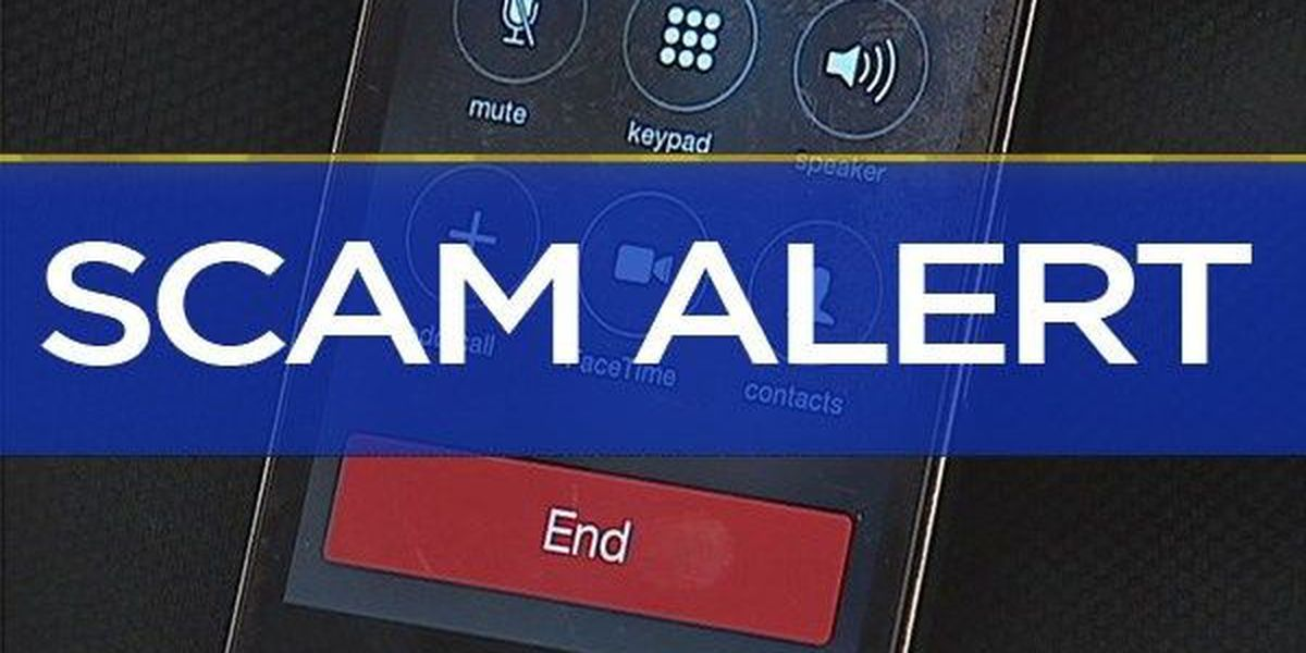 La. officials warn taxpayers they are being targeted by scam artists