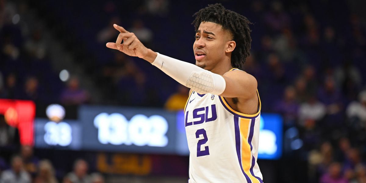 Men's Basketball: LSU outlasts Texas in SEC/Big 12 Challenge