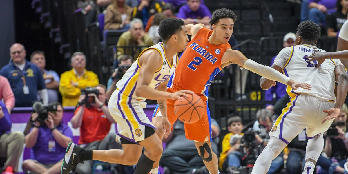 Florida faces tough test vs No. 10 LSU