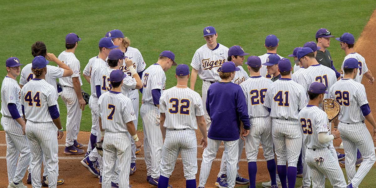 Baton Rouge Super Regional dates and times announced
