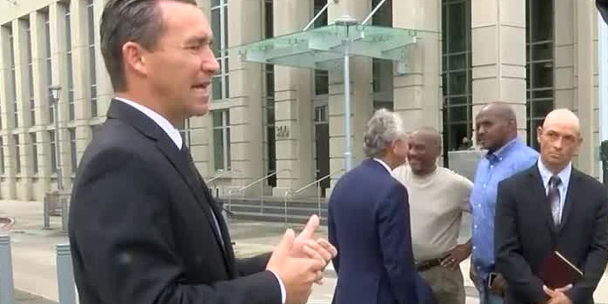 La. pastor pleads not guilty to violating governor's emergency order