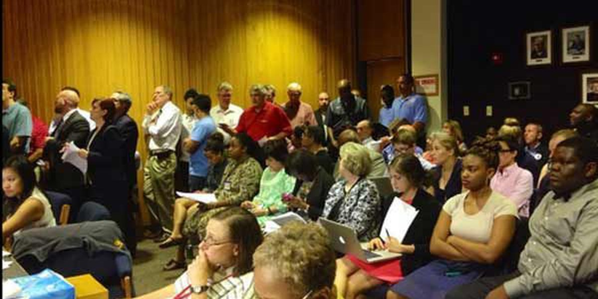 No vote on 'Fairness Ordinance' due to time limits
