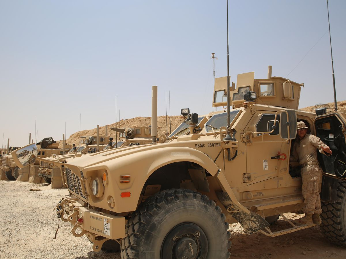 US warns of military response to rocket attack on Iraq base